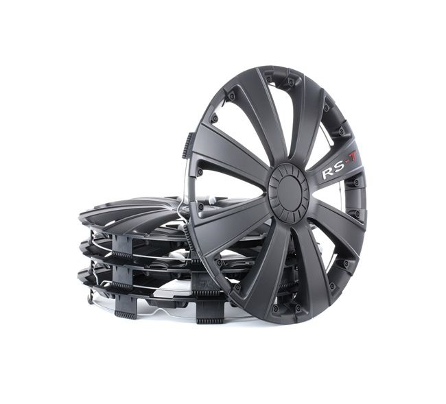 Wheel covers Quantity Unit: Kit, Black 15RSTBLACK