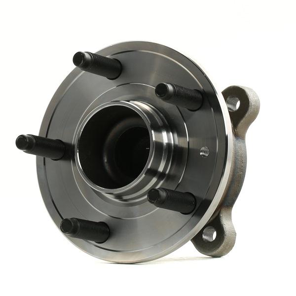 Wheel hub RIDEX 13563745 Rear Axle left and right
