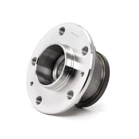 RIDEX 654W0985 Wheel hub bearing