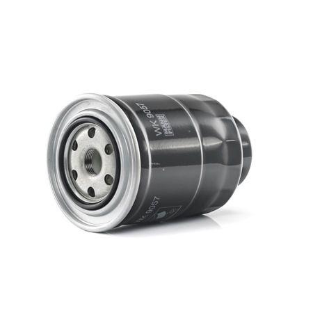 Filtro de combustible MANN-FILTER 13580158 Filtro enroscable