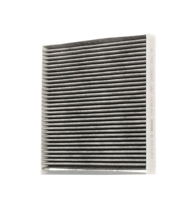 Filtro de aire acondicionado BOSCH R5551 Filtro de carbón activado