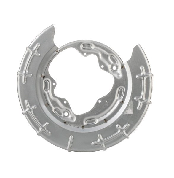 Splash panel brake disc VAN WEZEL 13581598 Rear Axle Right