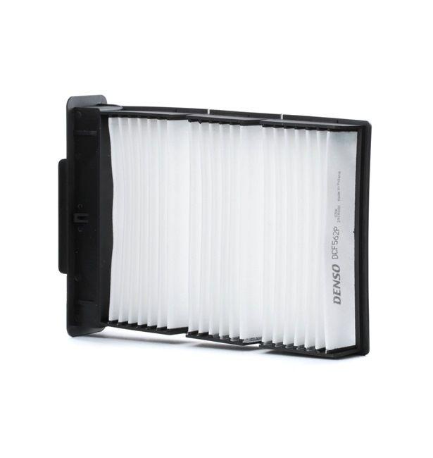 Cabin filter DENSO 13583063 Particulate Filter