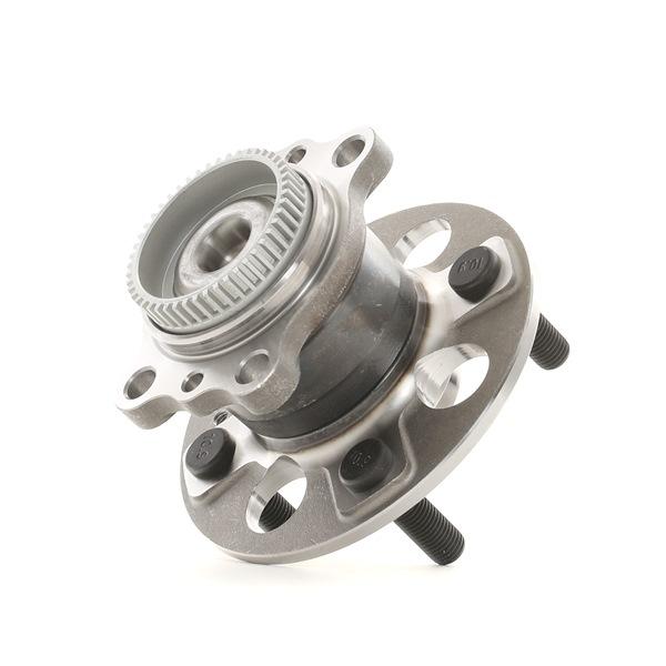Wheel hub RIDEX 13625395 with wheel hub, with accessories
