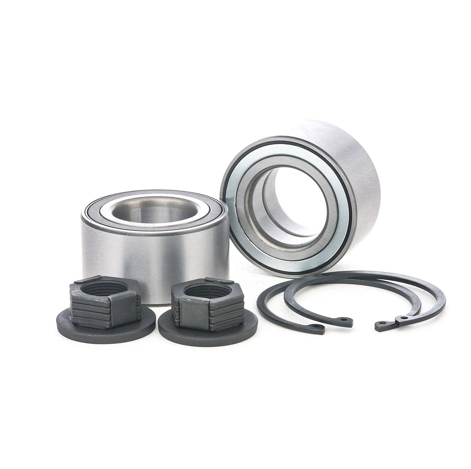 Wheel Bearing RIDEX 654W1016 rating