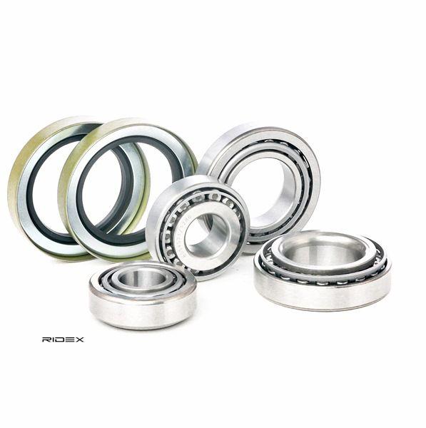 RIDEX 654W1034 Wheel hub bearing