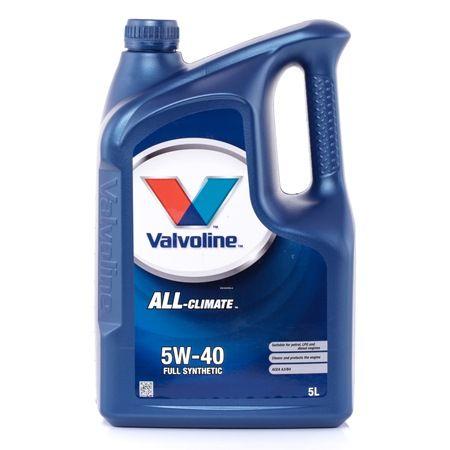 Olio auto 5W-40, Contenuto: 5l, Olio sintetico 100% EAN: 8710941021607