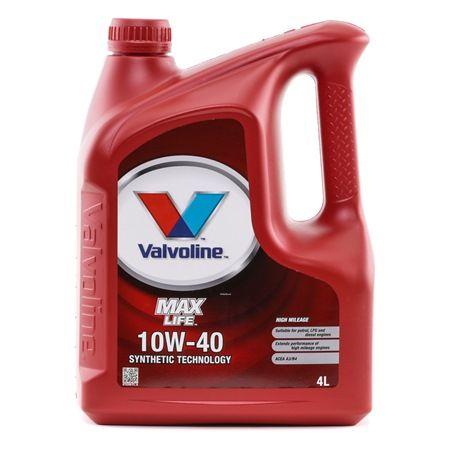 FIAT 9.55535-G2 10W-40, Inhoud: 4L, Deels synthetische olie