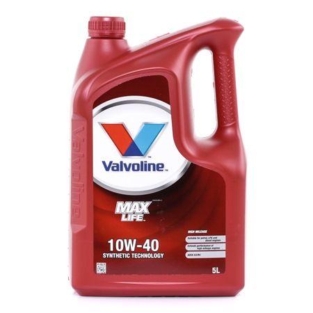 Olio auto 10W-40, Contenuto: 5l, Olio parzialmente sintetico EAN: 8710941009421