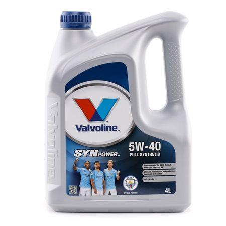 PSA B71 2296 5W-40, Inhalt: 4l, Synthetiköl