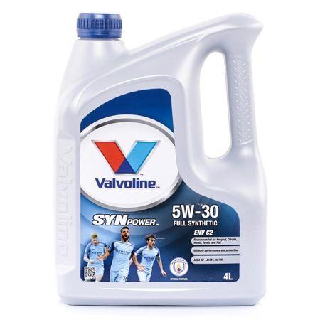 Olio auto 5W-30, Contenuto: 4l, Olio sintetico 100% EAN: 8710941008738