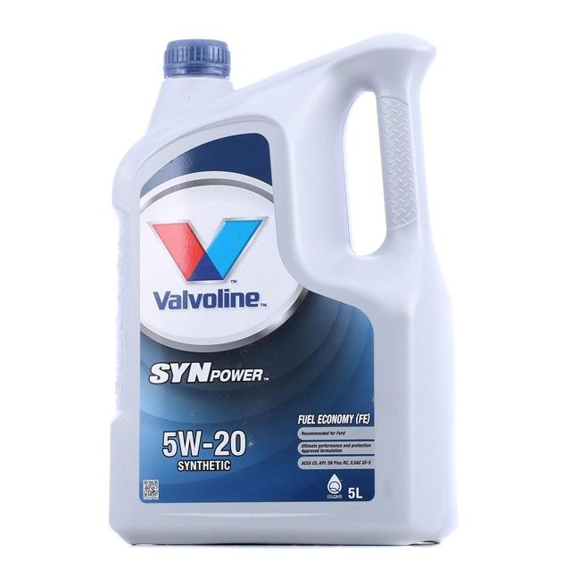 Auto Öl Valvoline 2503001218811