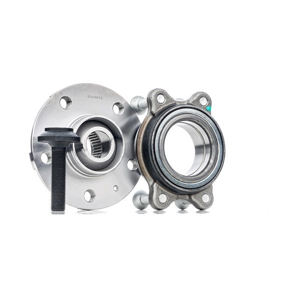 Radlagersatz Ø: 142,0mm, Innendurchmesser: 61,0mm mit OEM-Nummer 4H0 498 625 B