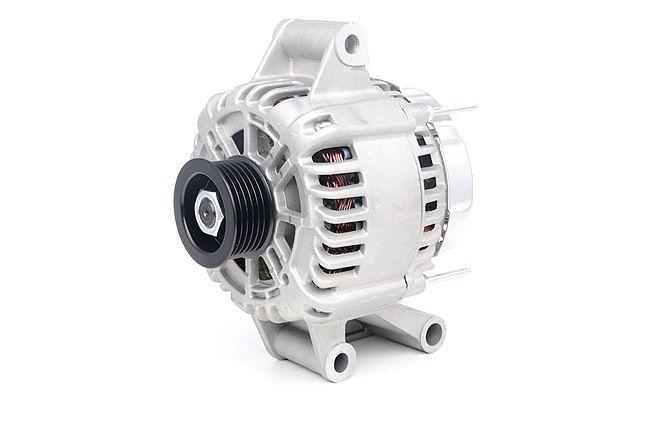 RIDEX Generator-Ladestrom: 115A, Spannung: 12V 4G0021