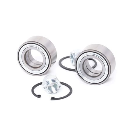 Wheel hub STARK 13625677 Front axle both sides, Contains two wheel bearing sets
