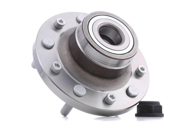 Wheel hub RIDEX 13625686