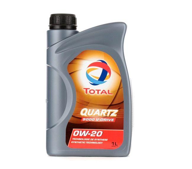 Olio auto 0W-20, Contenuto: 1l, Olio sintetico EAN: 23152653256363