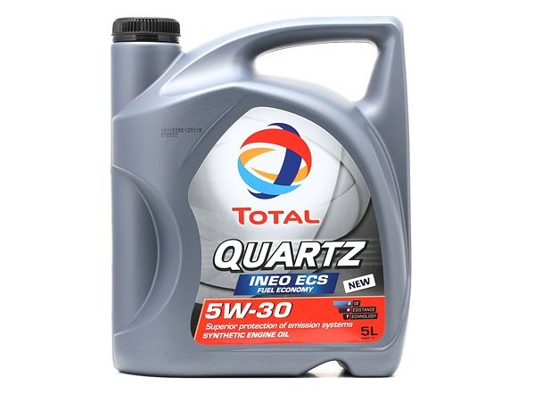 Buy cheap Engine Oil Quartz, INEO ECS, 5W-30, 5l from TOTAL online - EAN: 3425901018225