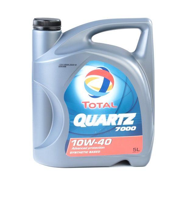 Olio auto 10W-40, Contenuto: 5l, Olio parzialmente sintetico EAN: 3425900000344