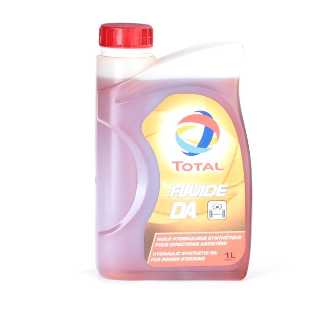TOTAL Power steering fluid BMW PSA S71 2710, MAN 3289, RENAULT PSF Class 1