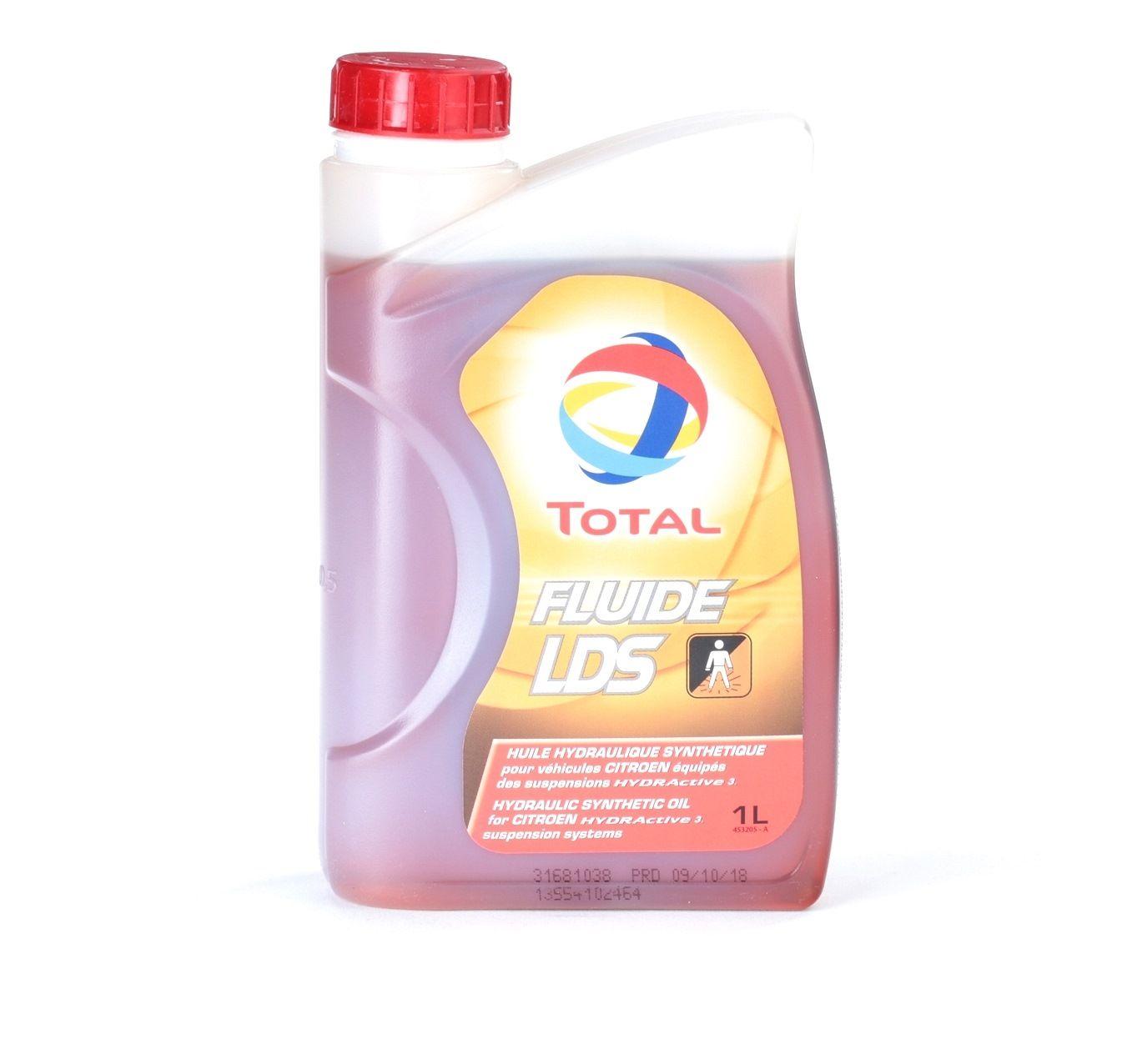 Hydrauliköl TOTAL 2166224 Bewertung
