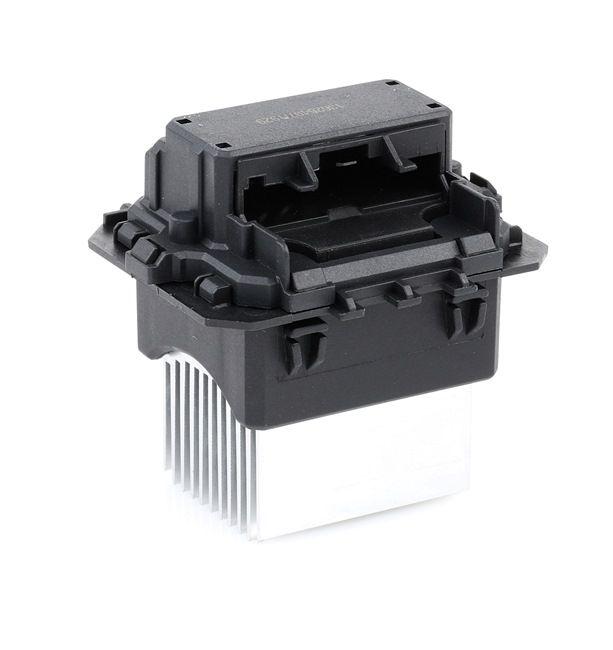OEM Resistor, interior blower RIDEX 2975R0006