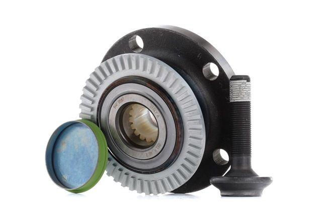 SKF Buje de rueda SEAT con anillo sensor ABS