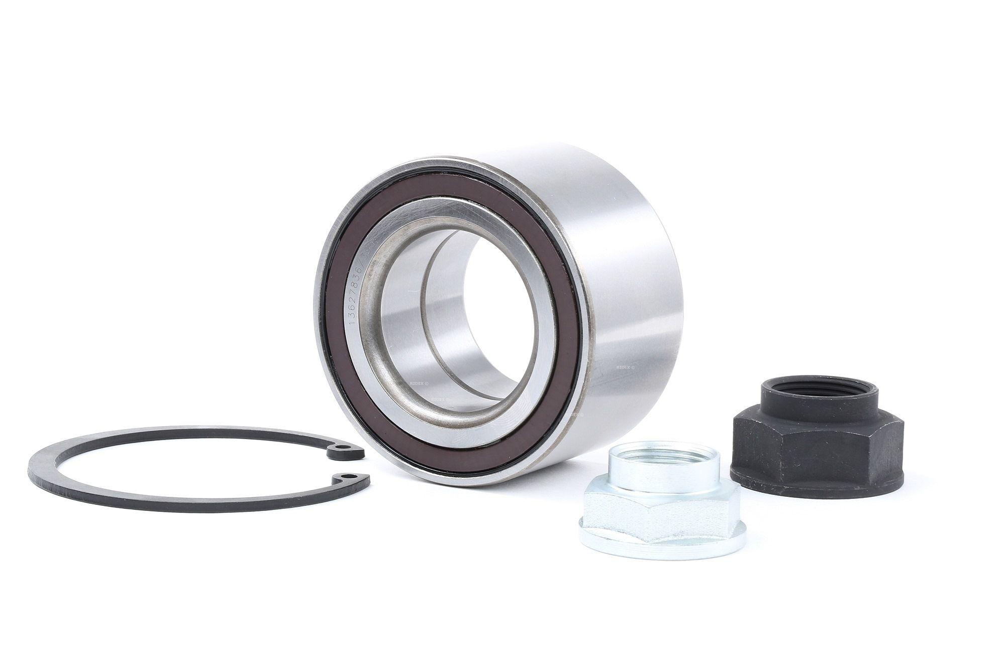Wheel Bearing RIDEX 654W0372 rating