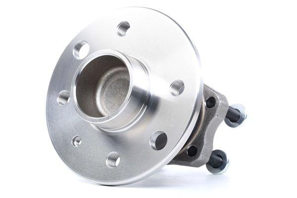 Axle shaft bearing RIDEX 13627841 Rear Axle