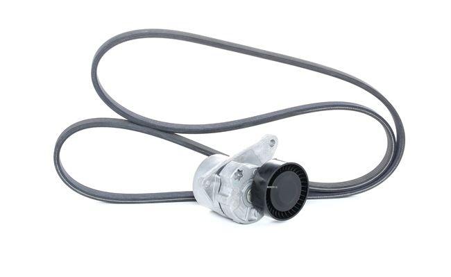 Poly v-belt kit RIDEX 13627989