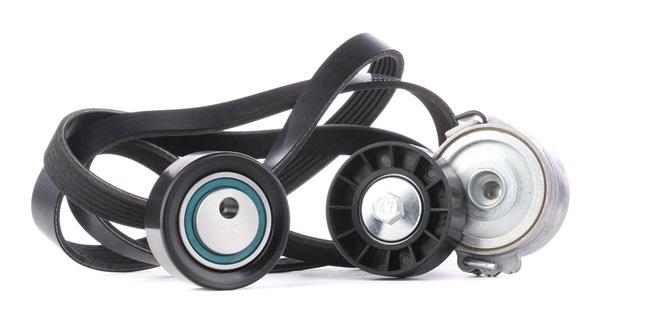 OEM RIDEX 542R0038 BMW 1 Series Poly v-belt kit