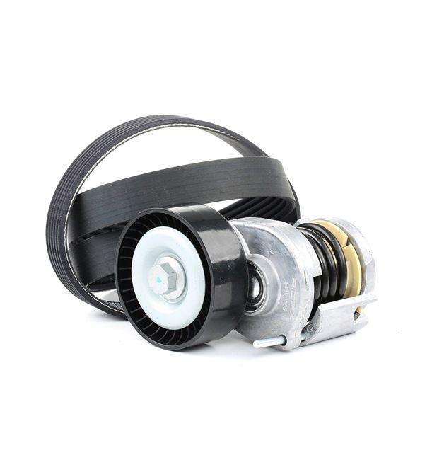 Poly v-belt kit RIDEX 13628000