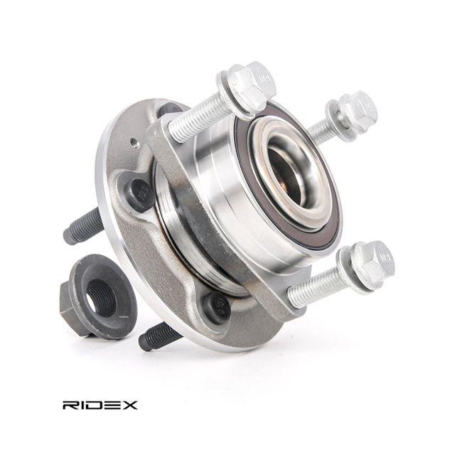 RIDEX Vorderachse beidseitig, mit integriertem ABS-Sensor 654W0635