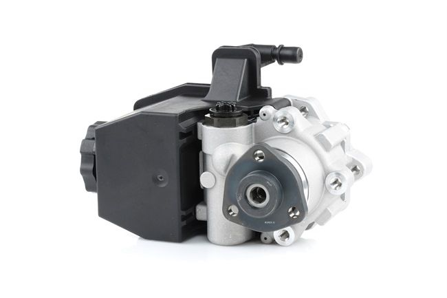 RIDEX Steering pump MERCEDES-BENZ Hydraulic, with adapter