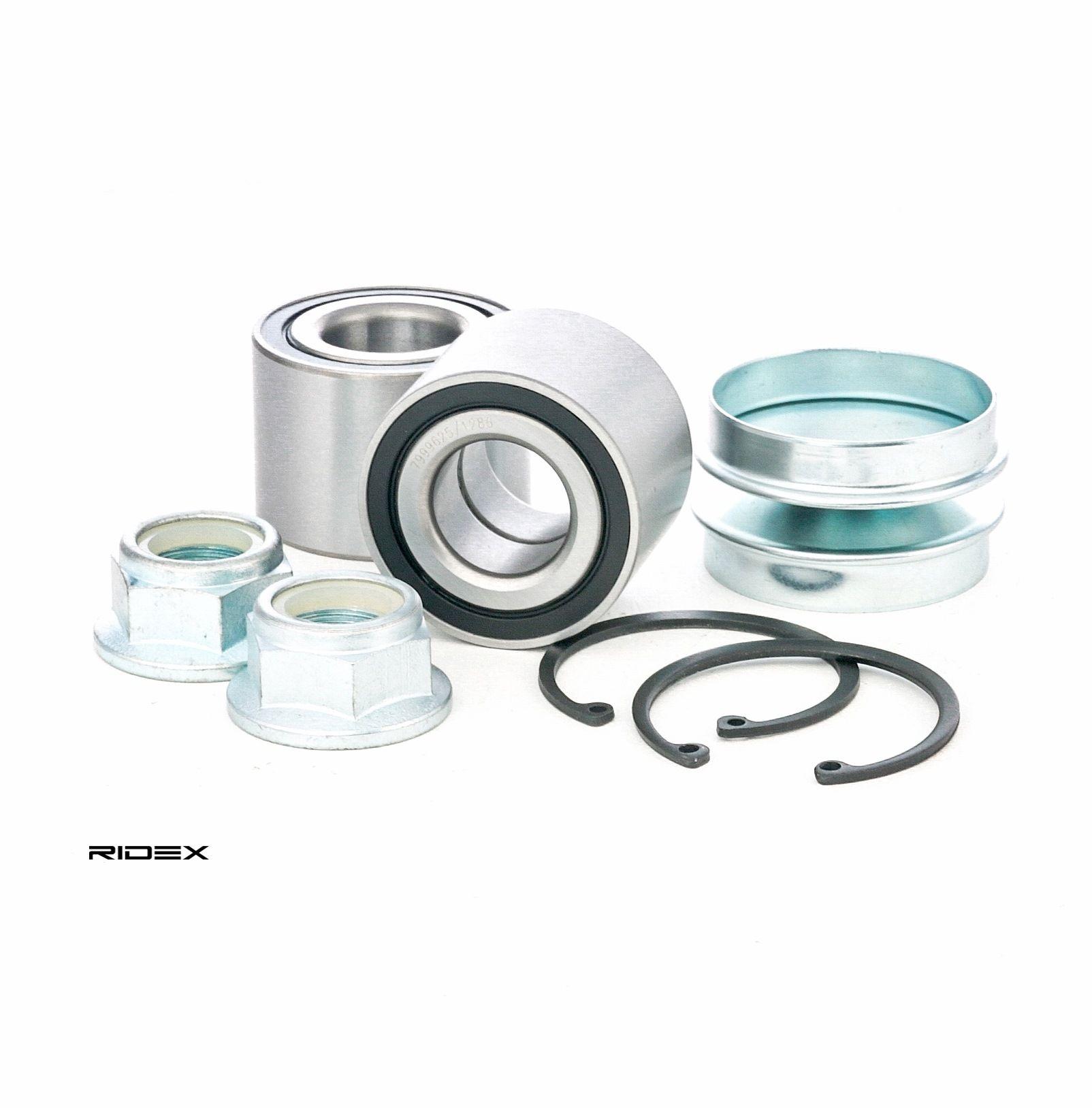 Radlager & Radlagersatz RIDEX 654W0652 Bewertung