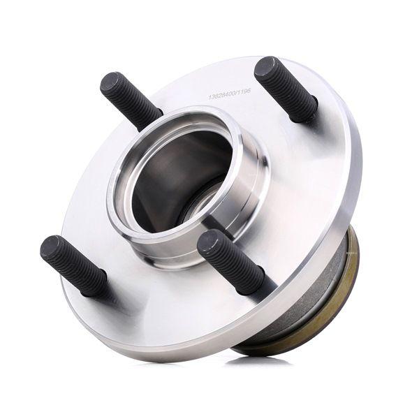 RIDEX 654W0669 Wheel hub assembly