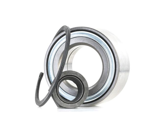 RIDEX Vorderachse beidseitig, mit integriertem magnetischen Sensorring 654W0701