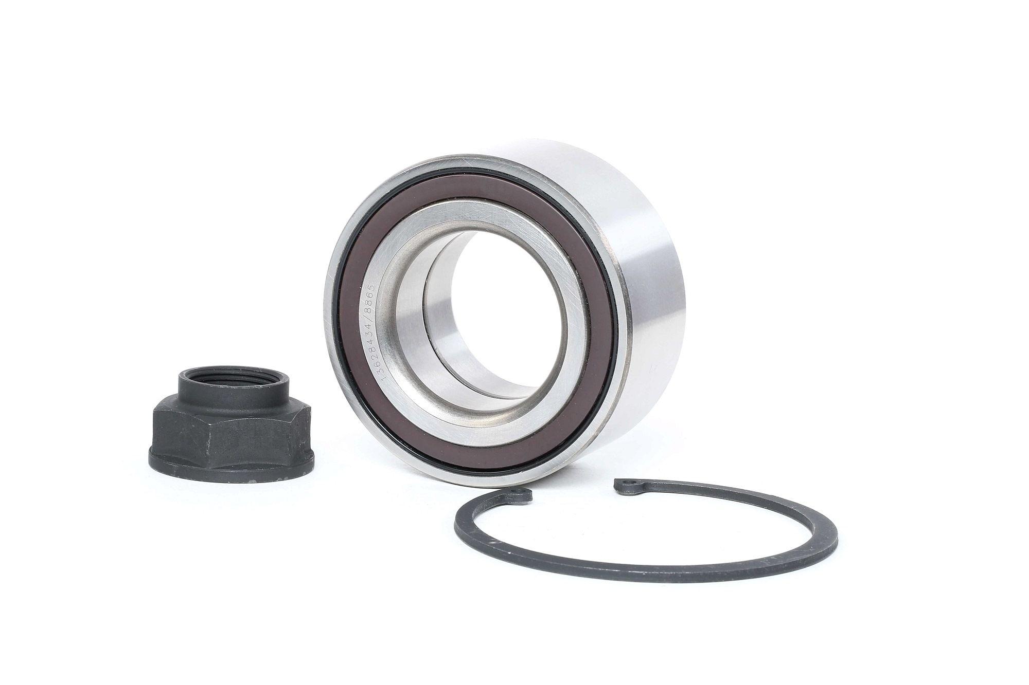 Wheel Bearing RIDEX 654W0706 rating