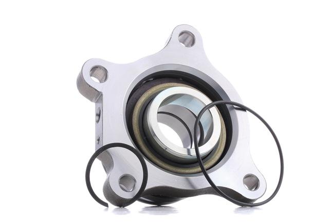 OEM RIDEX 654W0727 LEXUS RX Wheel hub assembly