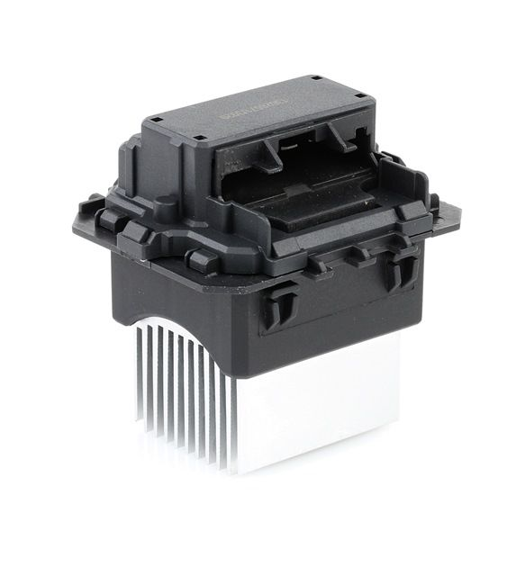 OEM Resistor, interior blower RIDEX 2975R0003