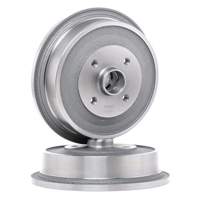 Bremstrommel Trommel-Ø: 230.0mm, Br.Tr.Durchmesser außen: 246mm, Felge: 4,00-loch mit OEM-Nummer 443 501 615
