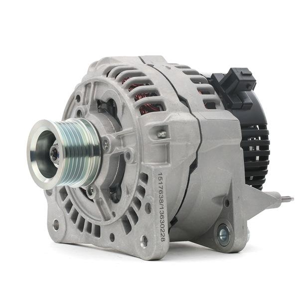 RIDEX Generador FORD Corr. carga alternador: 90A, Tensión: 14V