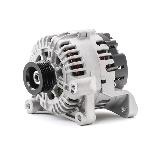 RIDEX Generador BMW Corr. carga alternador: 150A, Tensión: 12V