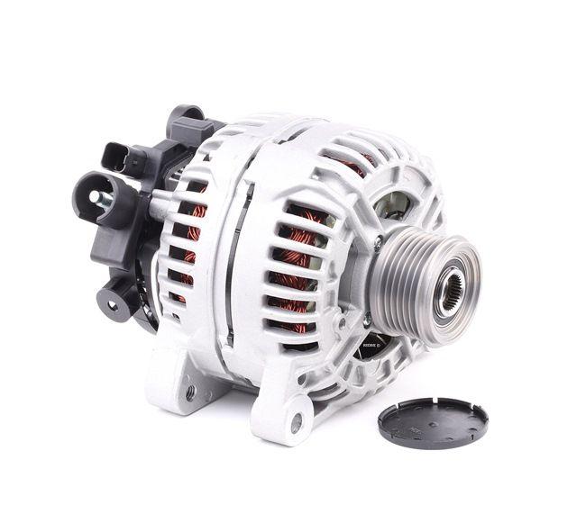 RIDEX Generador RENAULT Corr. carga alternador: 150A, Tensión: 14V