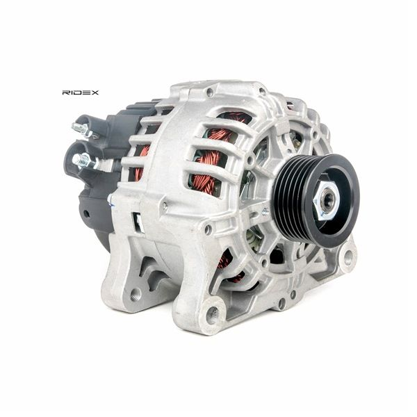 RIDEX Generador CITROËN Corr. carga alternador: 90A, Tensión: 14V