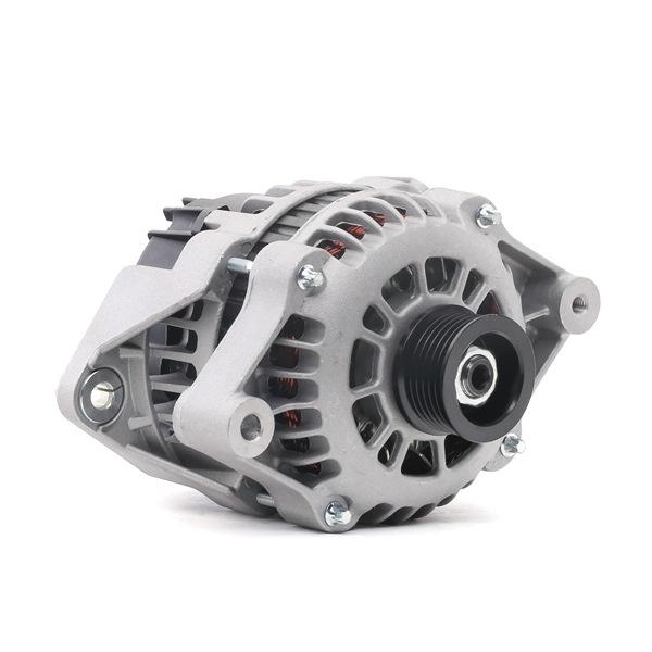 RIDEX Generador CHEVROLET Corr. carga alternador: 70A, Tensión: 14V