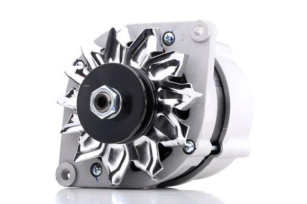 RIDEX Generador CHEVROLET Corr. carga alternador: 55A, Tensión: 14V, con regulador incorporado