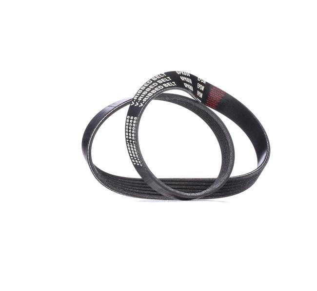 Multi V belt RIDEX 13630285