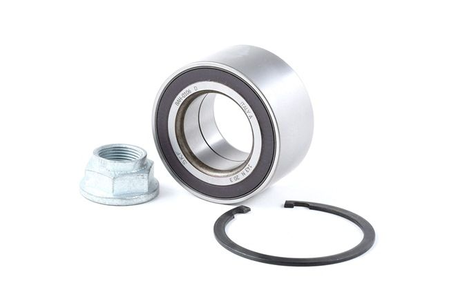 Fiesta Mk6 Hatchback (JA8, JR8) 2010 year Wheel Bearing Kit SKF VKBA 6653