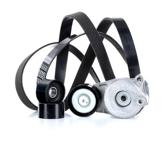 Poly v-belt kit RIDEX 13630407